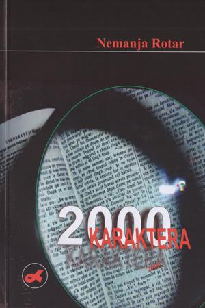 2000 karaktera